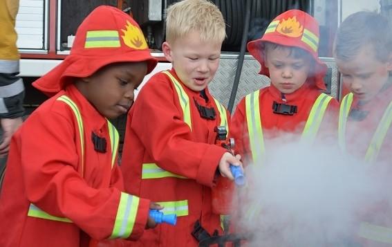 Nijmegen kinderfeestje