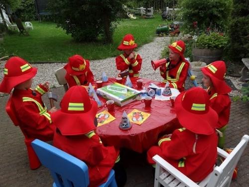 reservering kinderfeestje