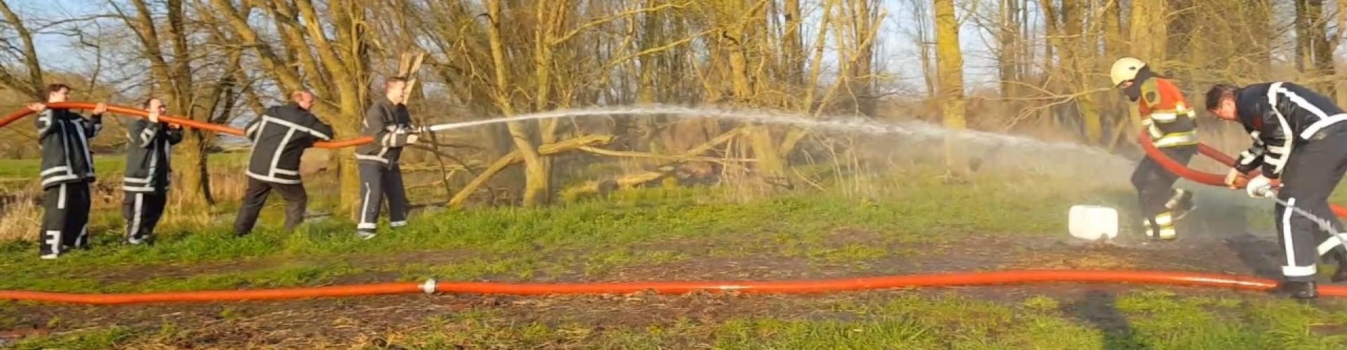 vrijgezellenfeest brandweer