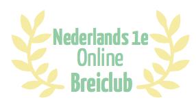 Lid worde van online breiclub.nl