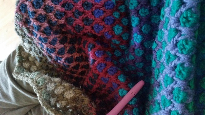 morrocan tile stitch