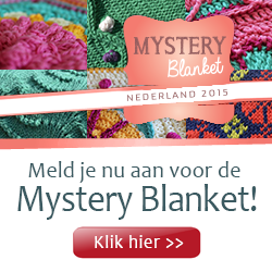Mystery Blanket 2015