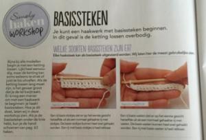 Het Magazine Simply Haken Breiclubnl
