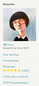 Een Eigen Online Winkel Op Etsy Breiclubnl