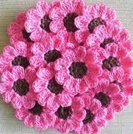 Gehaakte Bloemen Kun Je Overal Voor Gebruiken Breiclubnl