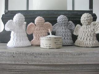 Engelen Haken Voor Kerst Breiclubnl
