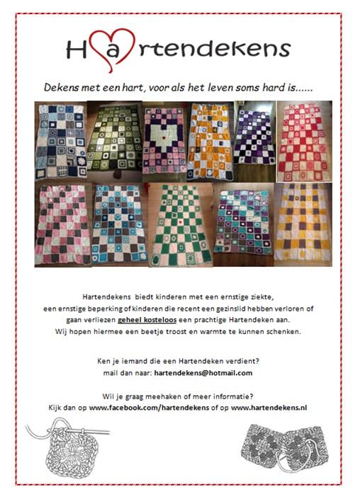 Stichting Hartendekens Dekens Met Een Hart Breiclubnl