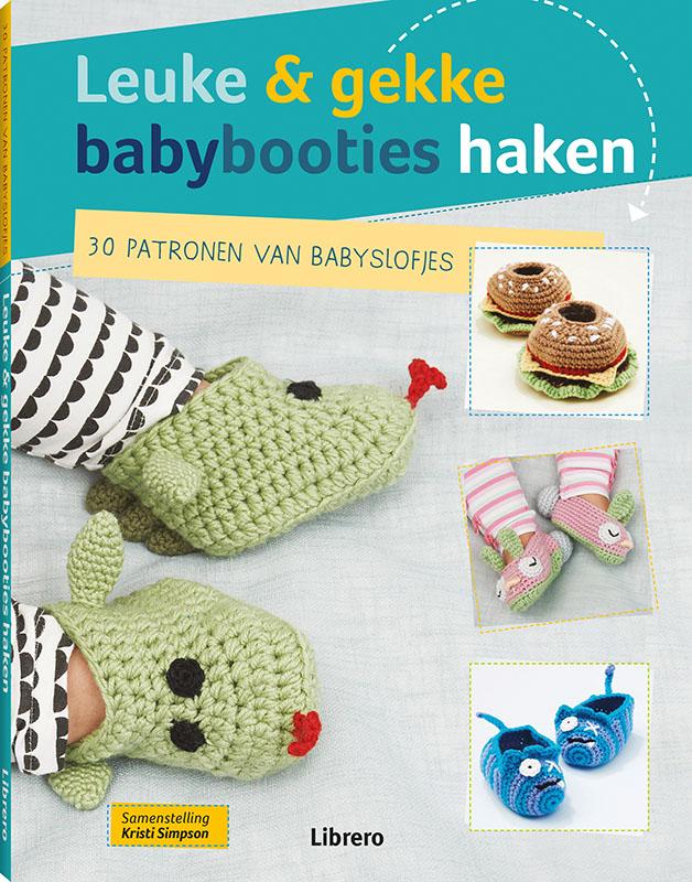 Opvallende Schoentjes Leuke Gekke Babybooties Haken Breiclubnl
