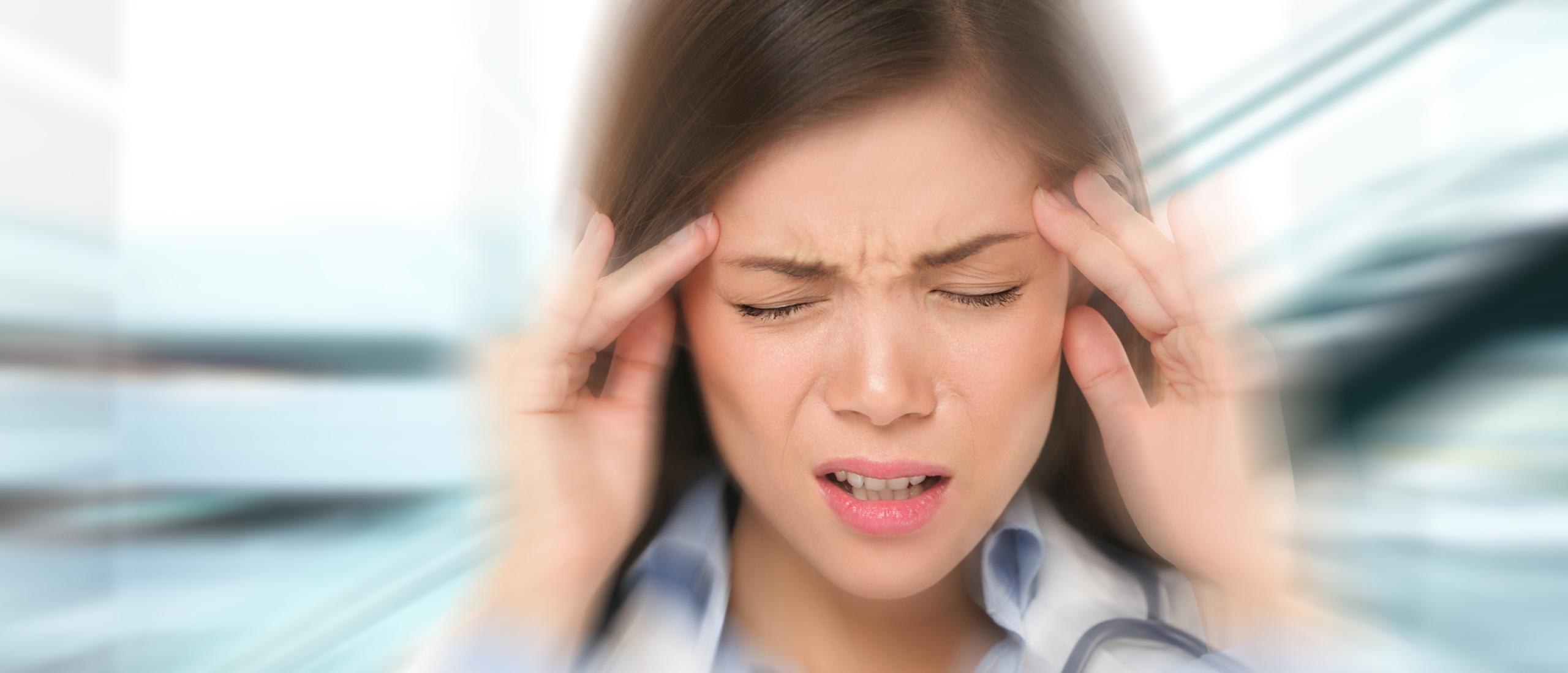 Pijn door stress