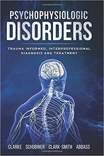Psychophysiologic Disorders dr Davind Clark dr Howard Schubiner
