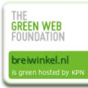 Groene energie zorgt ervoor dat onze website beschikbaar is voor jou.