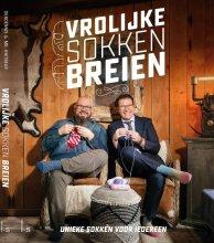 Boek vrolijke sokken breien, Dendennis en Mr. Knitbear