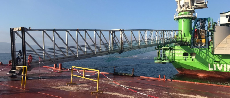 BRIDGES2000 in the Mediterranean
