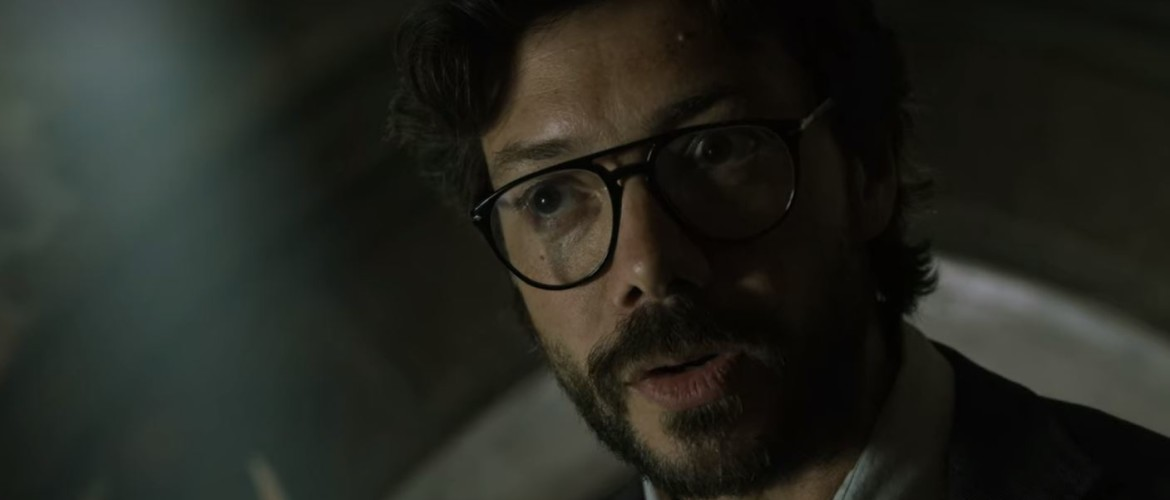 3 Marketinglessen van El Profesor uit La Casa de Papel