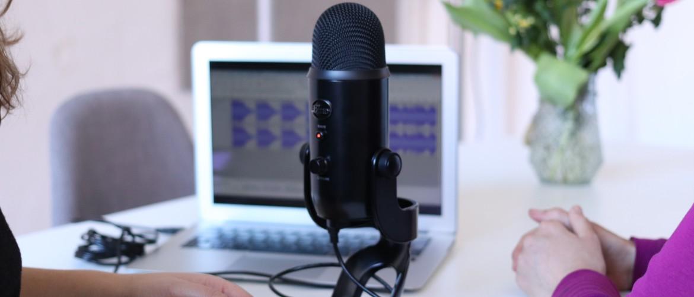 Een podcast inzetten als marketingmiddel, zo dus! (interview)