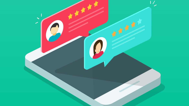 sociale bewijskracht: reviews zijn een goed middel