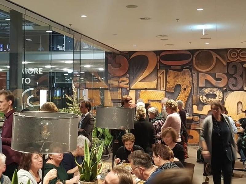 interieur concept catering Radboud Universiteit C