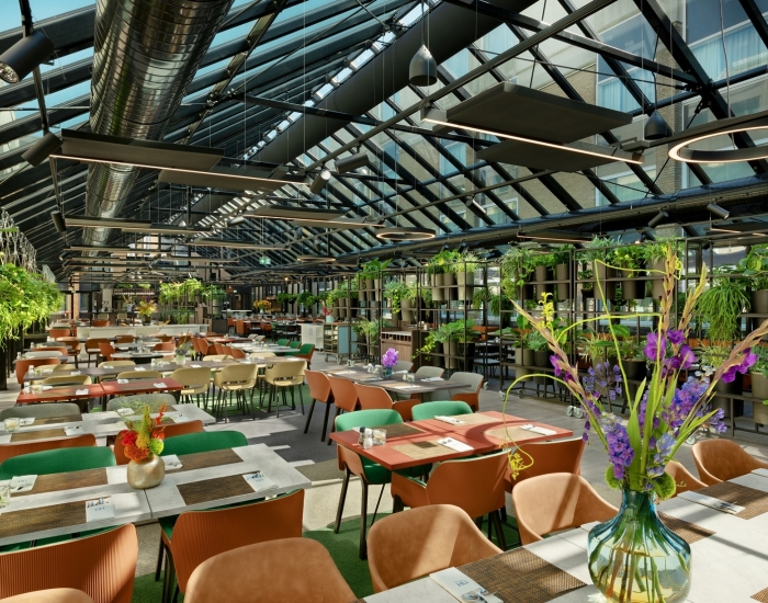 Business Audio Systems Geluidsinstallatie Horeca Restaurant