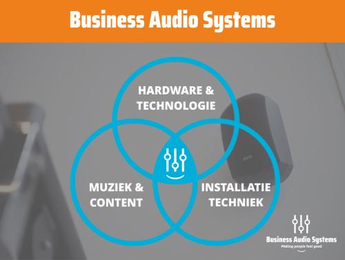 Business Audio Systems Installatietechniek