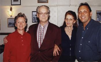 Jennifer en Russel Stark met Buteyko