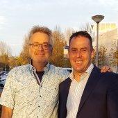 Buteyko Therapeuten Patrick McKeown en Dick Kuiper