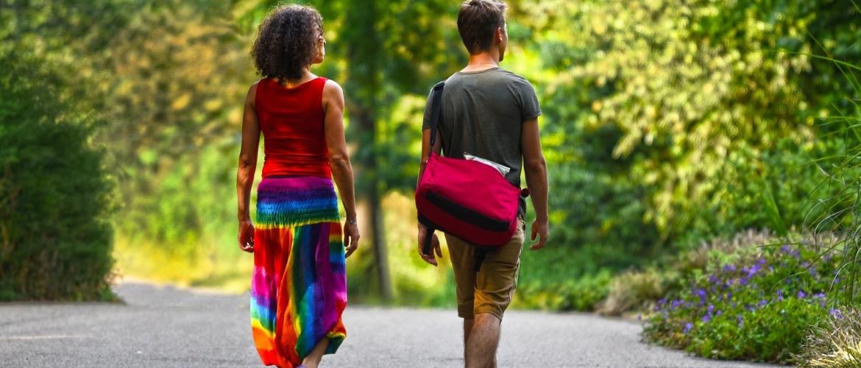 Mindful wandelen voor meer balans in je leven