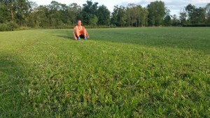 personal training buiten
