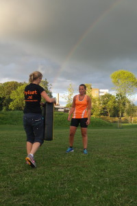 Personal training schoppen