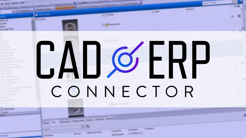 CAD-ERP Connector