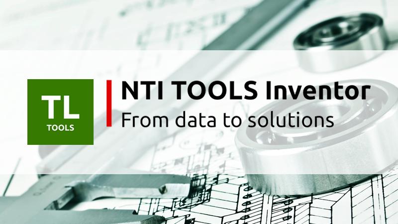 NTI TOOLS Inventor