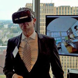 Technologie - VR-bril