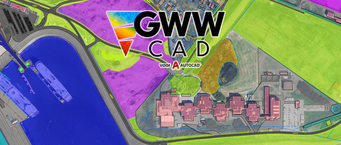 What's new GWW-CAD versie 1.1
