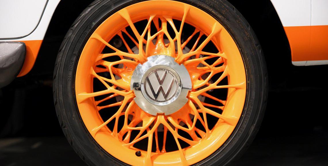 Generative design met de Volkswagen Transporter