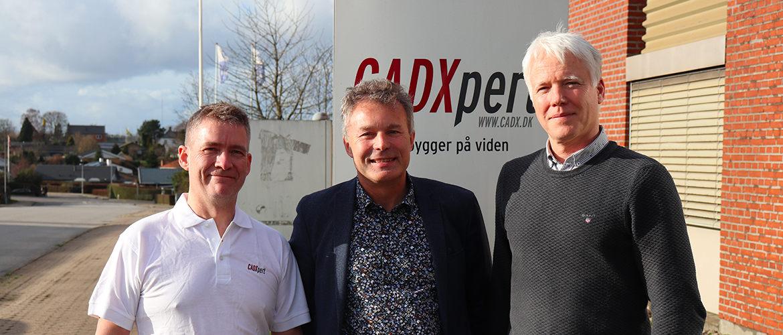 CADXpert onderdeel geworden van de NTI Group!