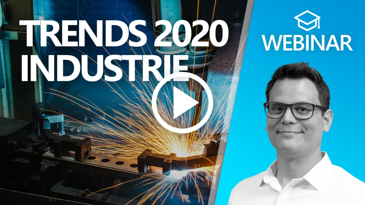 Webinar Trends 2020 in de industrie