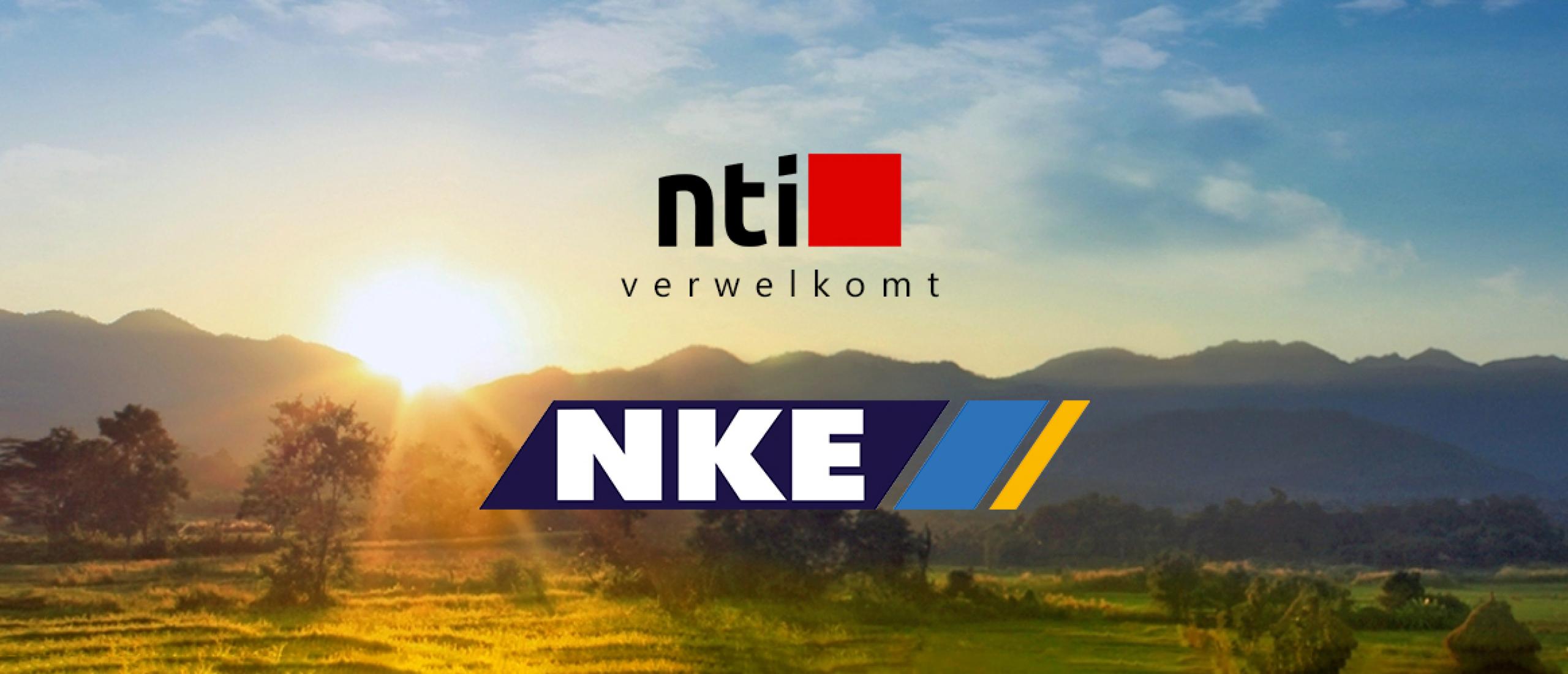 NTI Group verwelkomt het Italiaanse NKE en haar 130 collega's in Italië en Spanje!