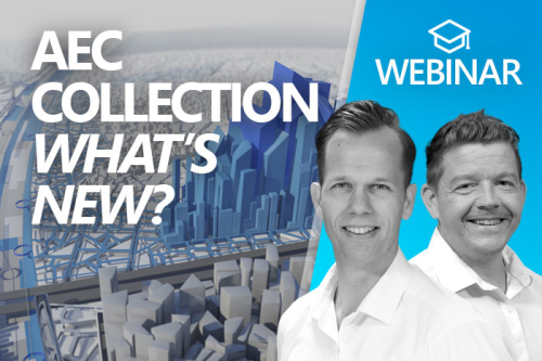 Webinar: What's new AEC-collection