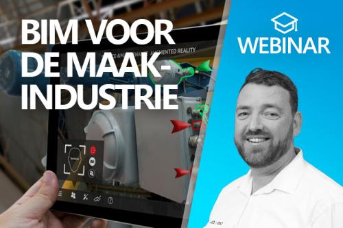Webinar: BIM voor de maakindustrie