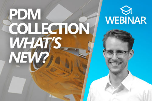Webinar: What's new PD&M collection
