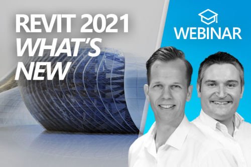 Webinar: What's new Revit 2021?