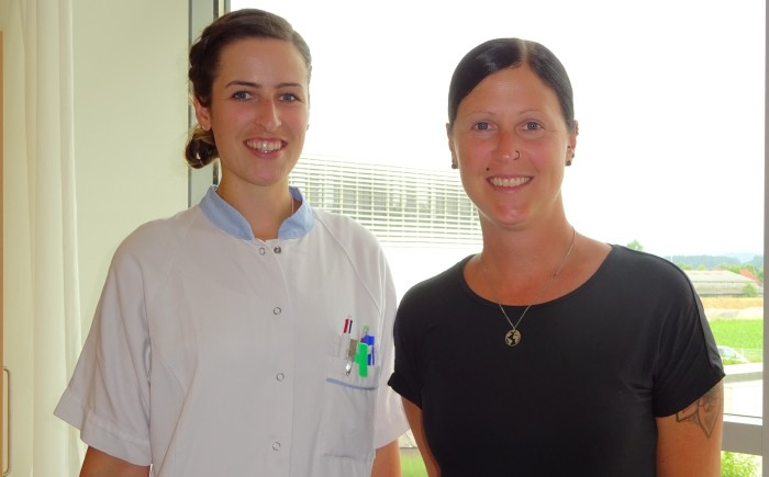 DGKP Karin Pennetzdorfer & Bianca Schedler