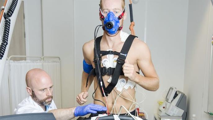 medische keuring voor de sporttest