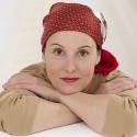 vrouw chemo