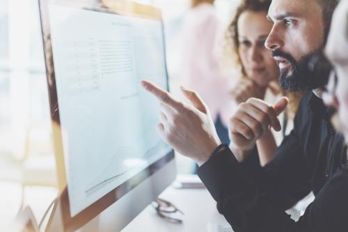 CaseWare IDEA software voor analyses op debiteuren