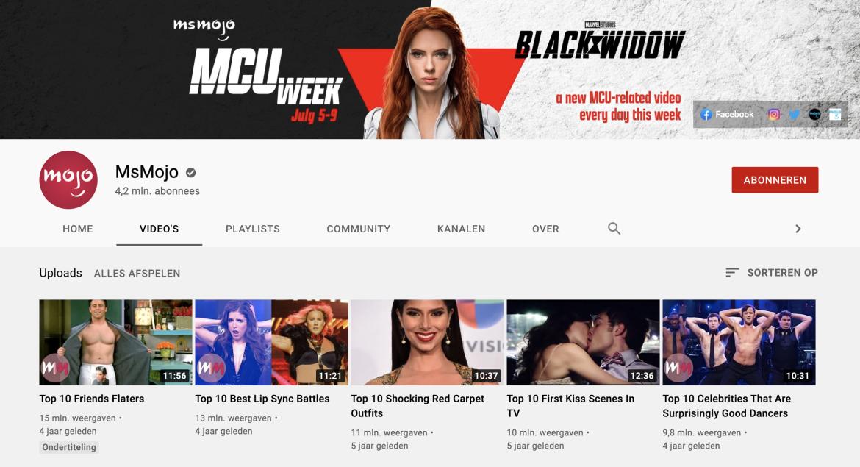 Jelline Brands YouTube Cash Cow Channels