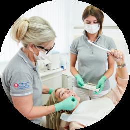 tandvleesbehandeling CDC