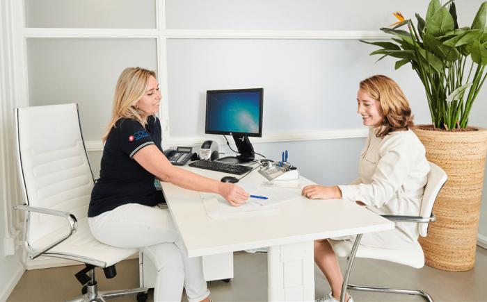 Intake afspraak voor gebitsbehandeling