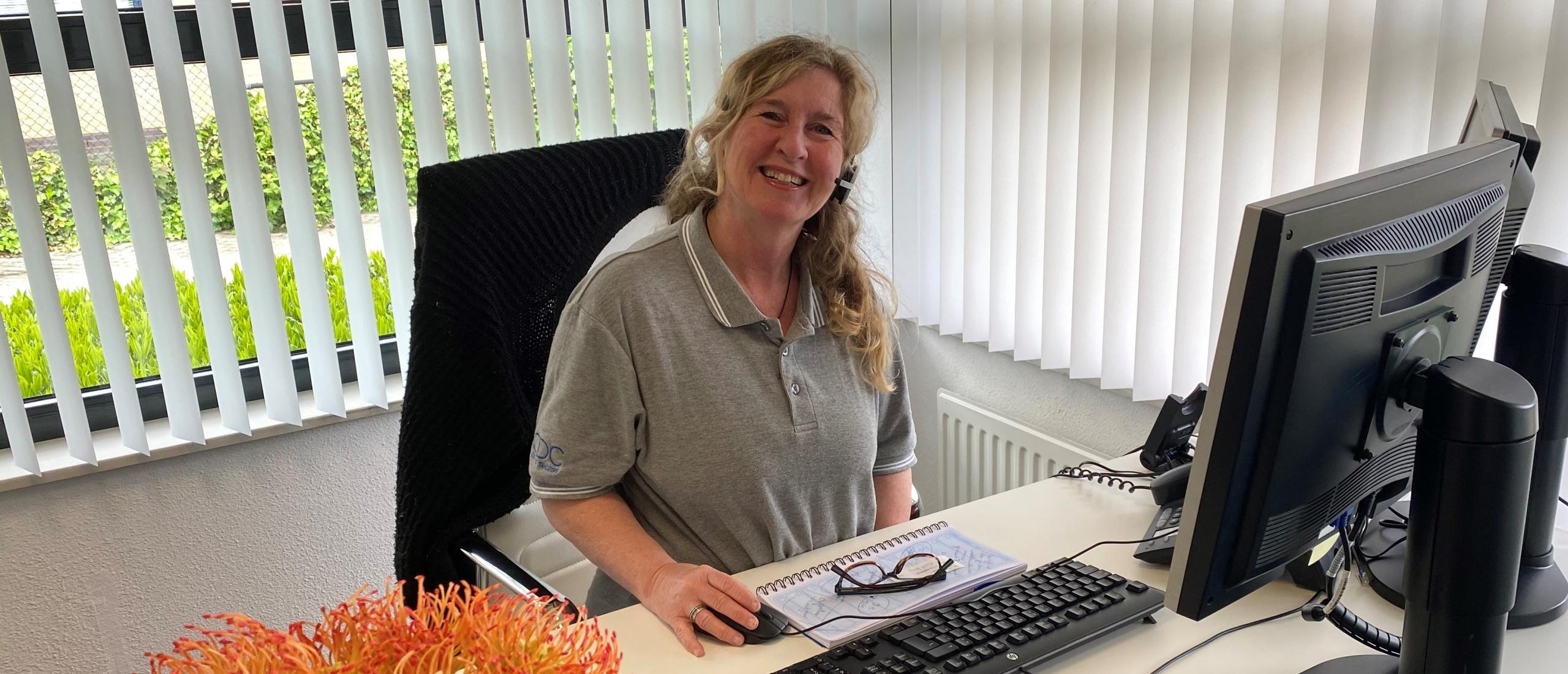 Monique Timmermans: Intake assistente
