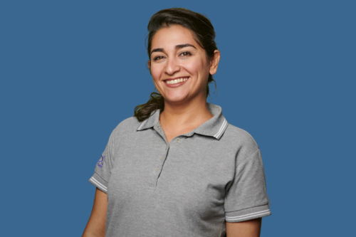 Rahela Mohamadi, mondhygiënist