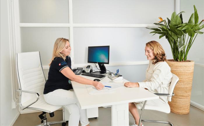 Uitleg over tandartsbehandeling onder narcose CDC